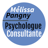 Psychologue du travail consultante Logo